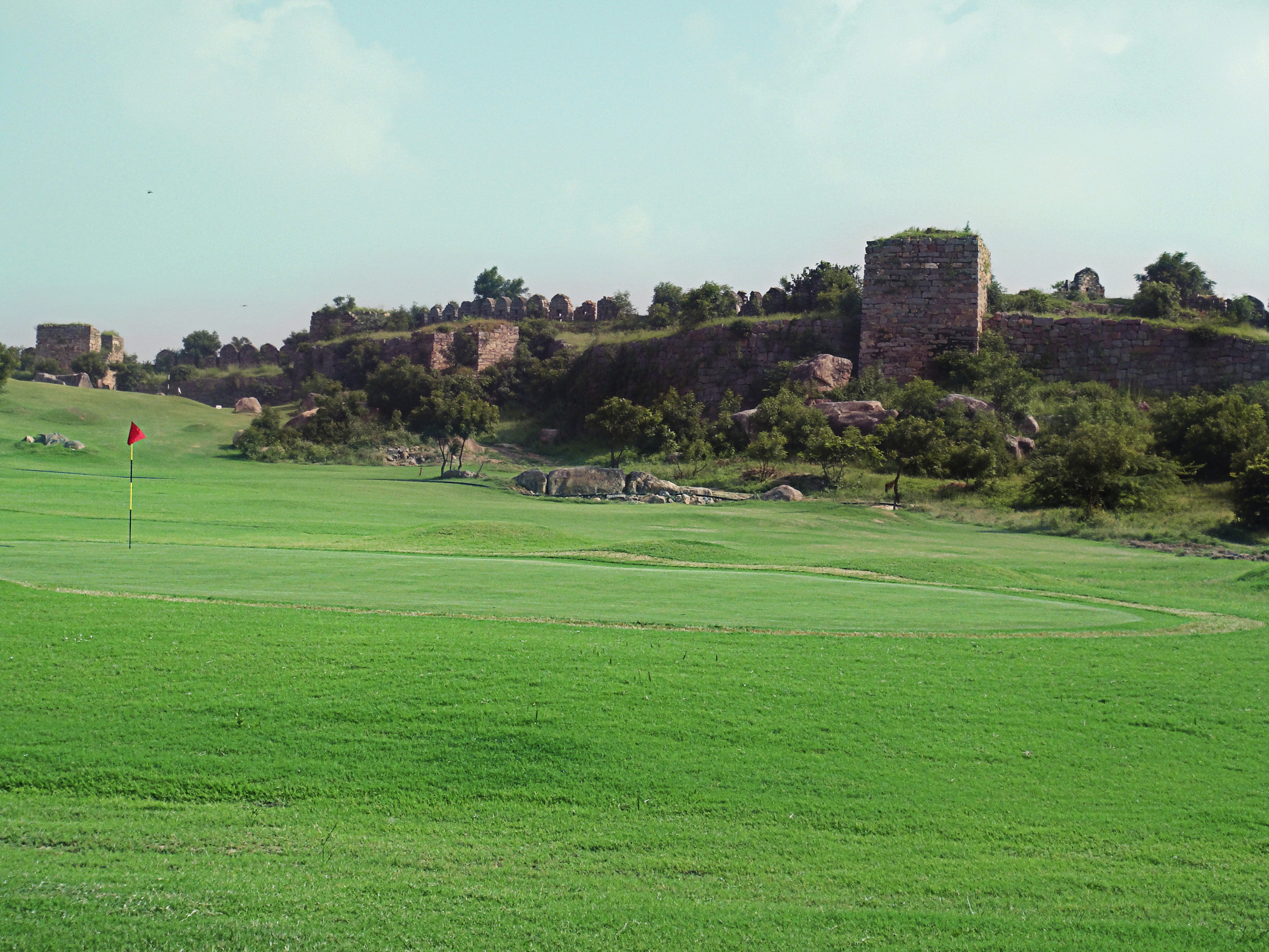 Hyderabad Golf Course, India