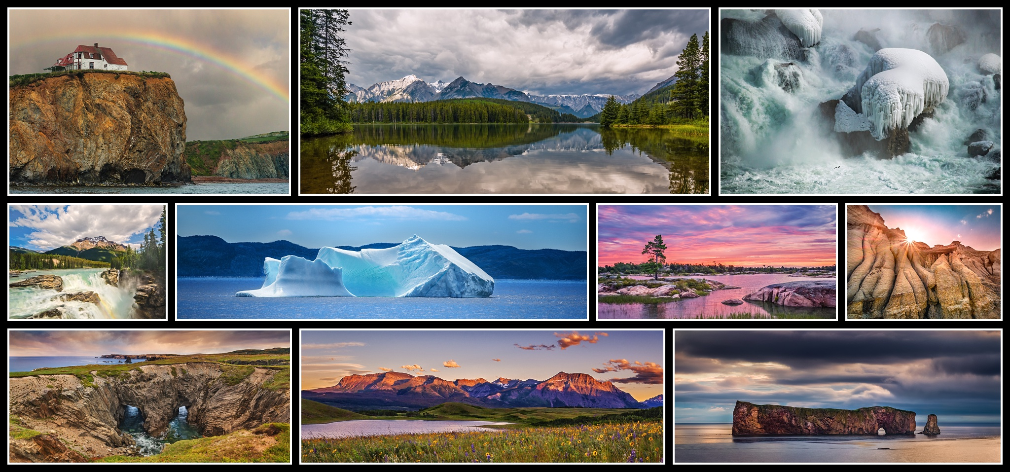 Pictorial/Scenic Photography 2015 - The 10 Accepted images in my Pictorial/Scenic Accreditation.