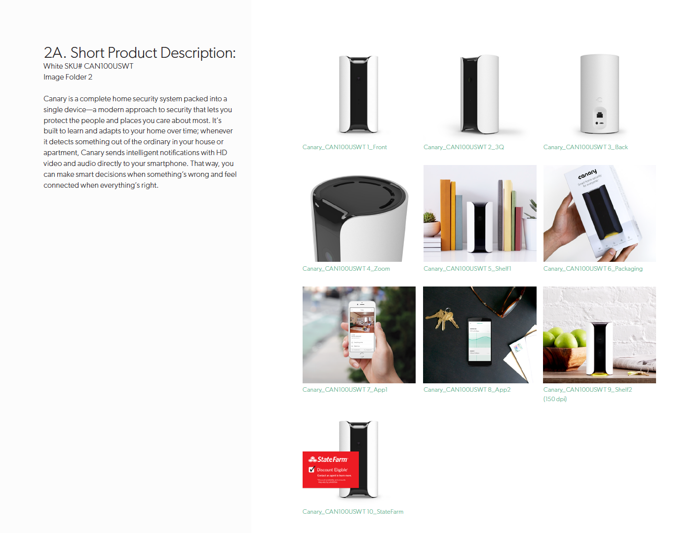 Concepting and writing for Retail Kit showcasing brand-appropriate description and imagery for digital and in-store marketing.
