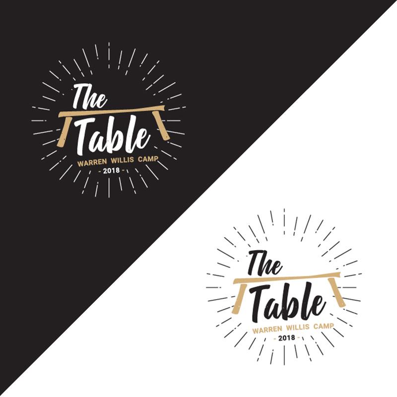 """Warren Willis Camp """"The Table 2018"""""""