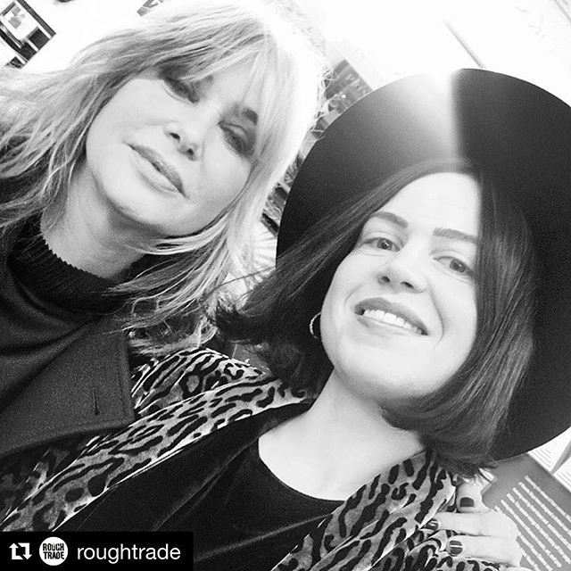 ROUGH TRADE PODCAST | Episode 42 - The unstoppable @brixsmithstart chats to Emily about life after The Fall, @brixextricated and her brilliant new lyric book! Listen on Rough Trade Radio via Soundcloud or iTunes. Signed copies of Brix's book 'Babble-On' are available now at roughtrade.com exclusively! @cosmicthugrecords 💫💫💫💫