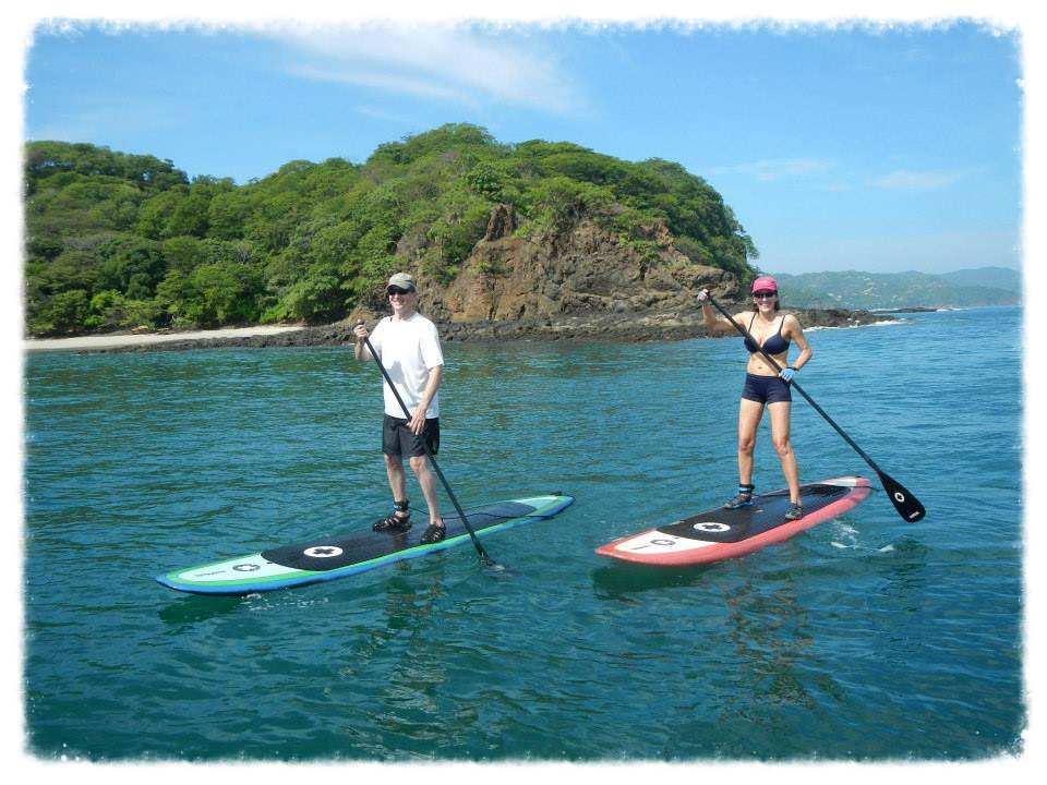 Stand Up Paddle Tour Playa Hermosa SUP costa rica, family surf, adults only, papagayo, adventure water activities, andaz, occidental, four sesasons, exclusive resort, secrets, planet hollywood papagayo, occidental, mangroove, day trips, surfing