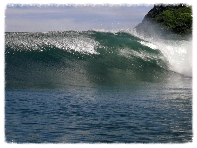 Ollie's Point Wave surf Costa Rica