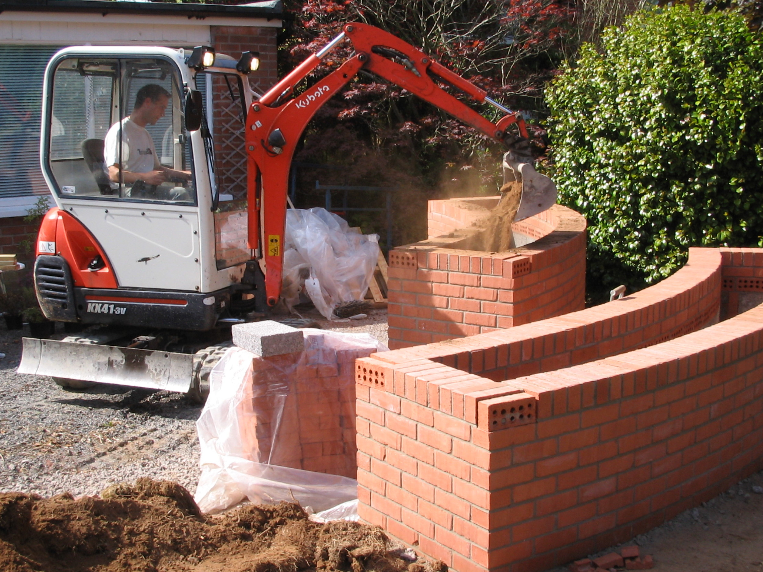 landscape construction Belfast