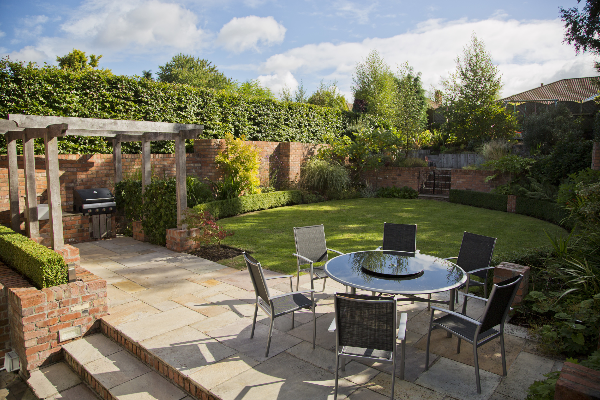garden design and landscaping in belfast northern ireland dunnlandscapes