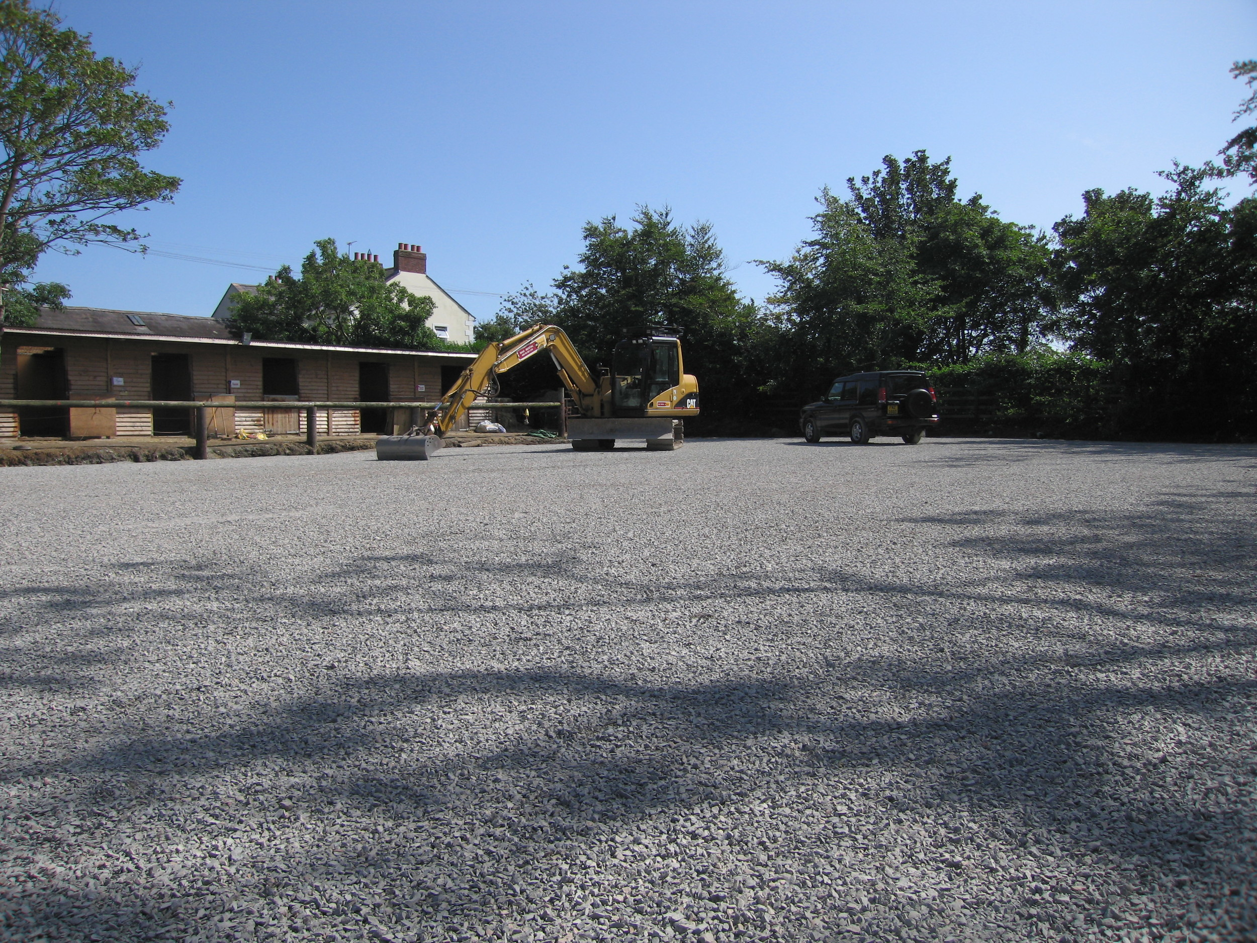 horse stables and arena construction dressage