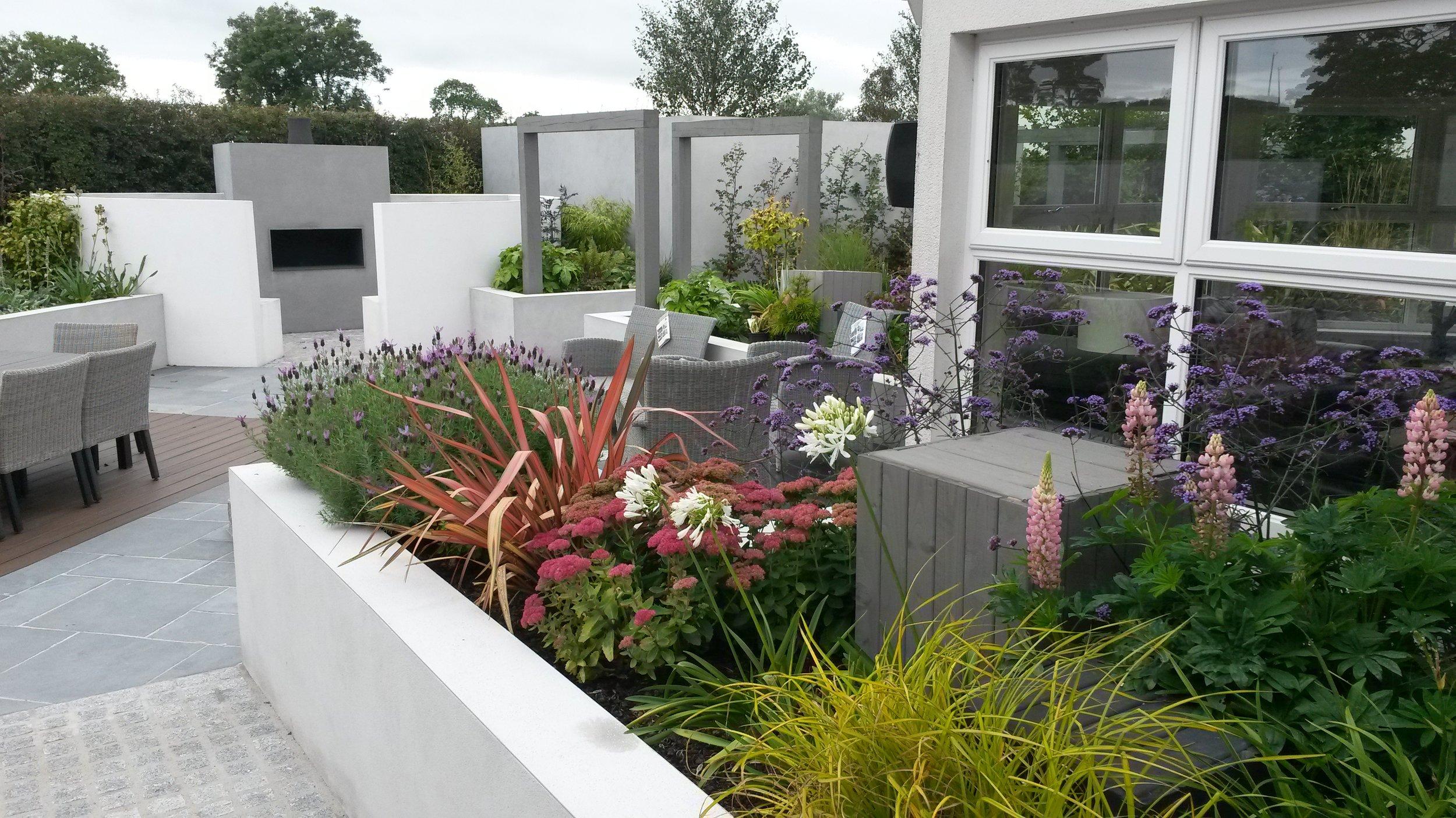 garden design Belfast
