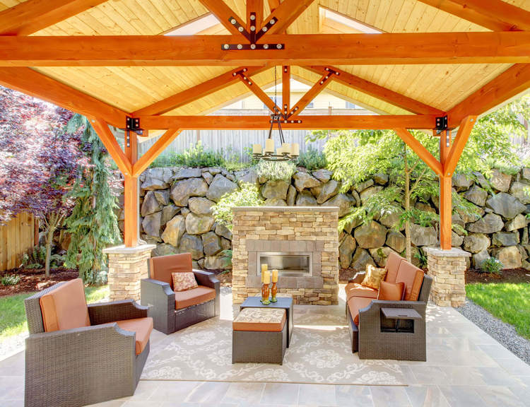 outdoor patio pedigo construction plano