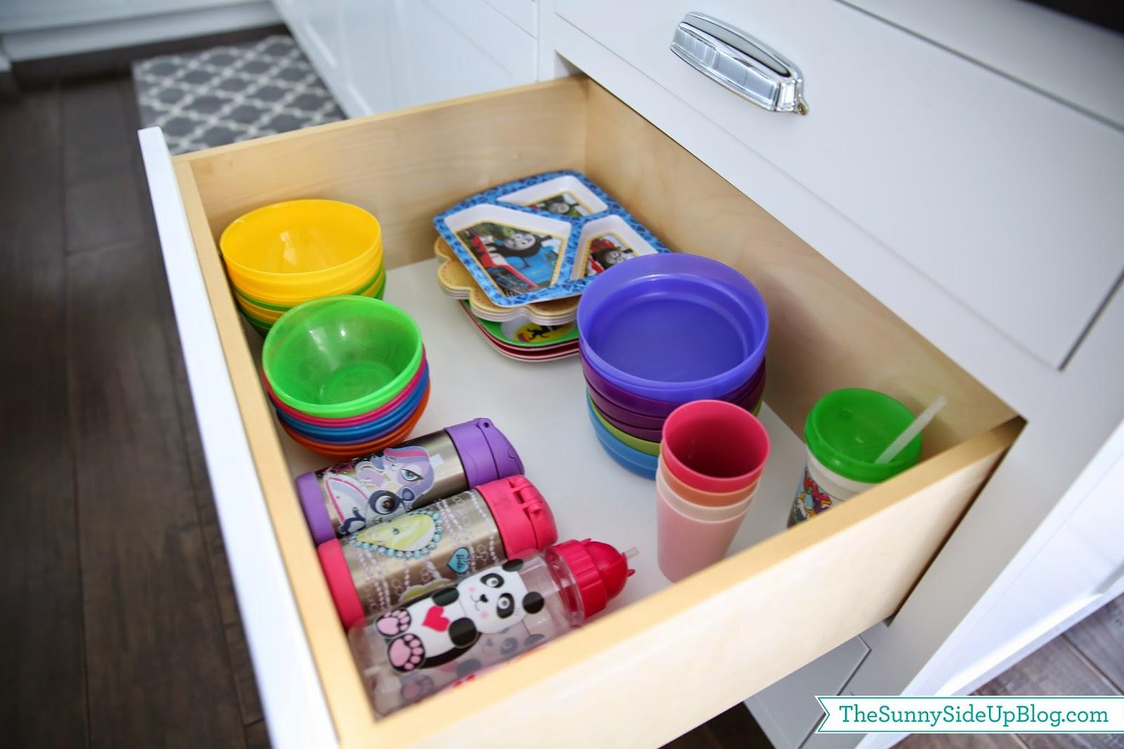 deep kitchen drawer