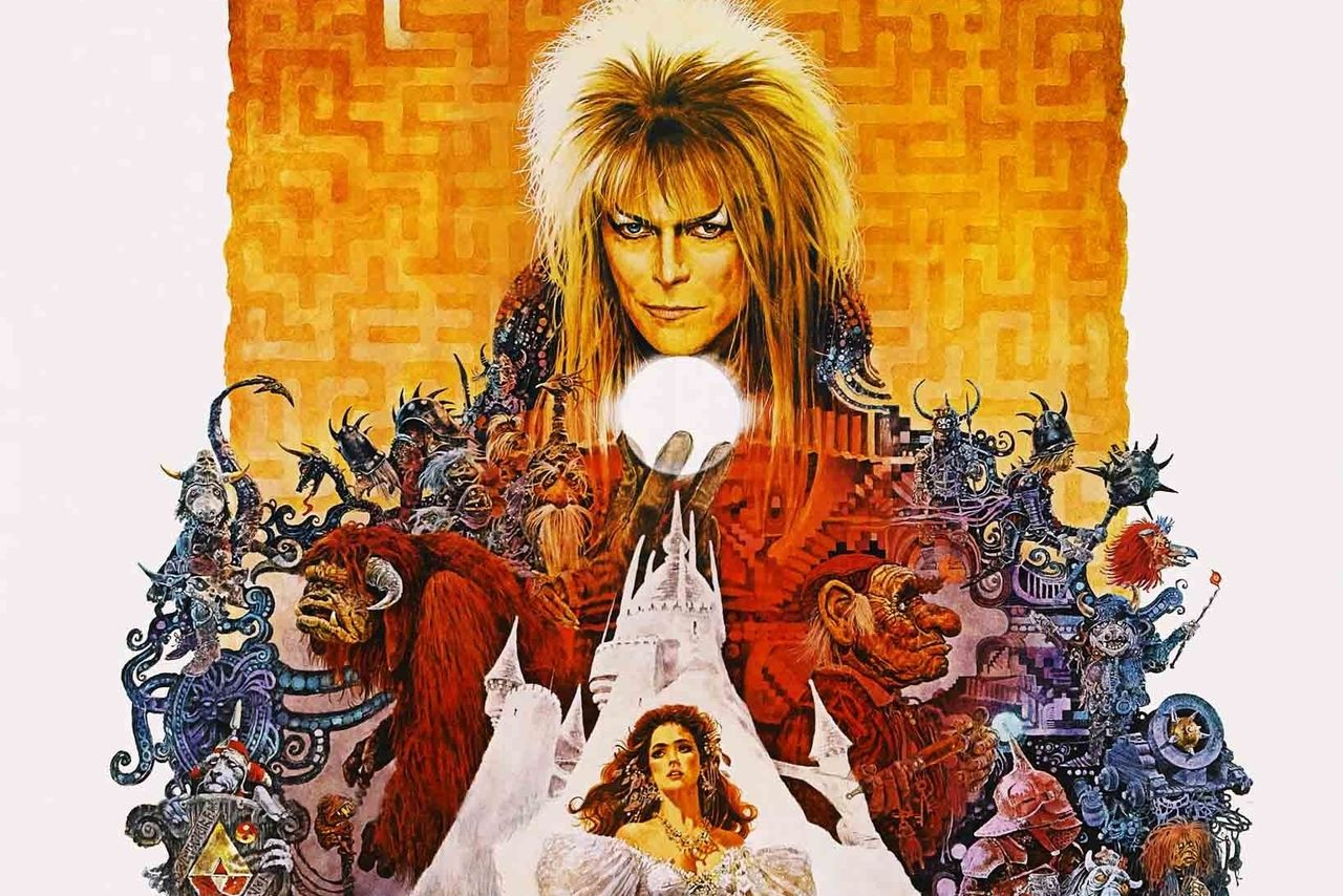 David Bowie the ultimate man of transcendence.