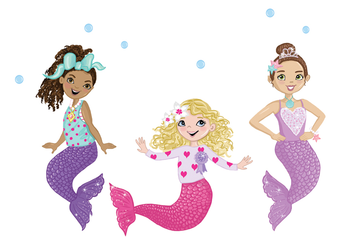 three mermaids c.mingus.jpg