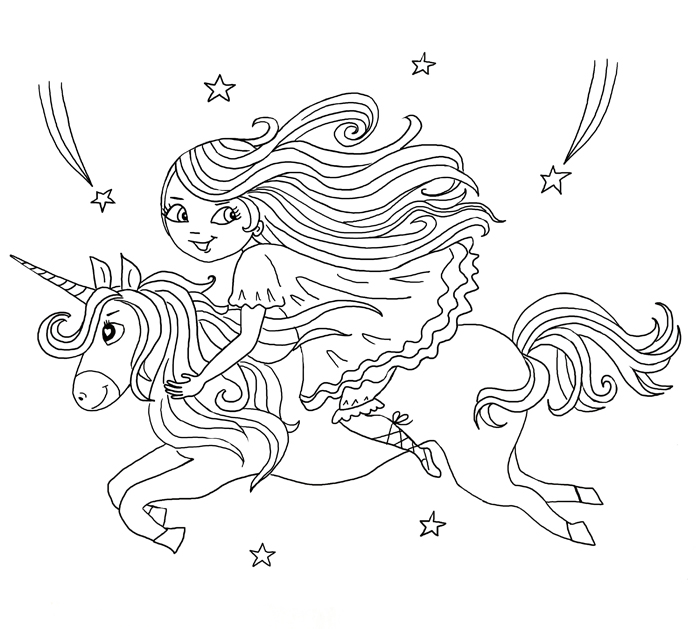 c. mingus girl on unicorn.jpg