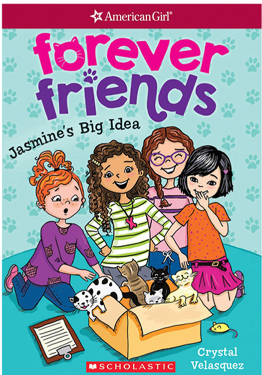 Forever Friends book series