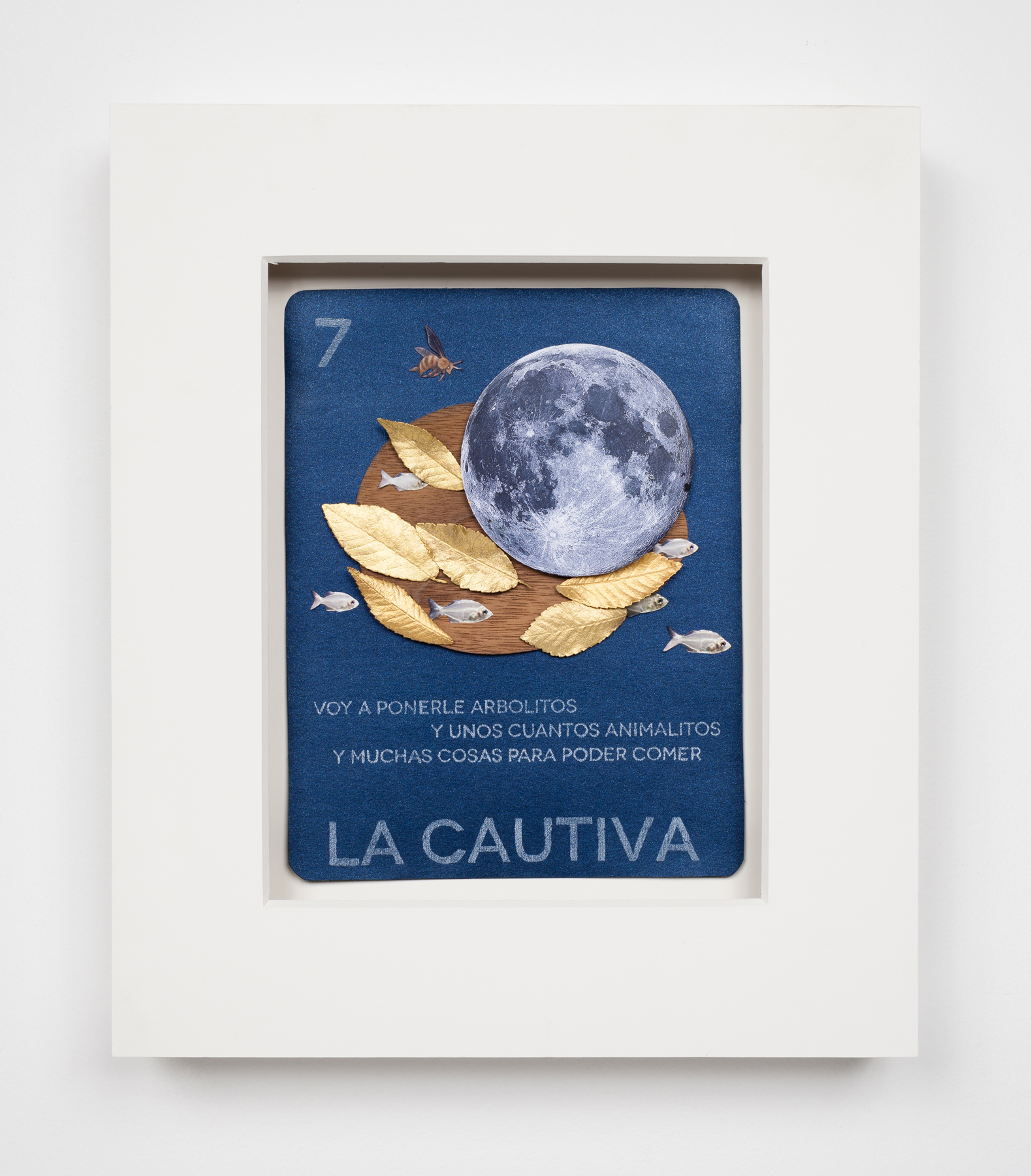 7 La Cautiva (The Captive One)