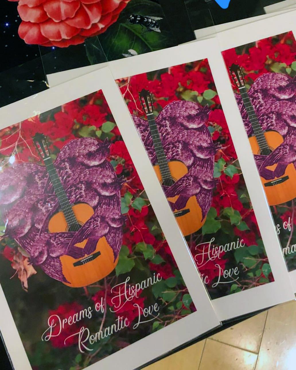 Zine Dreams of Hispanic Romantic Love