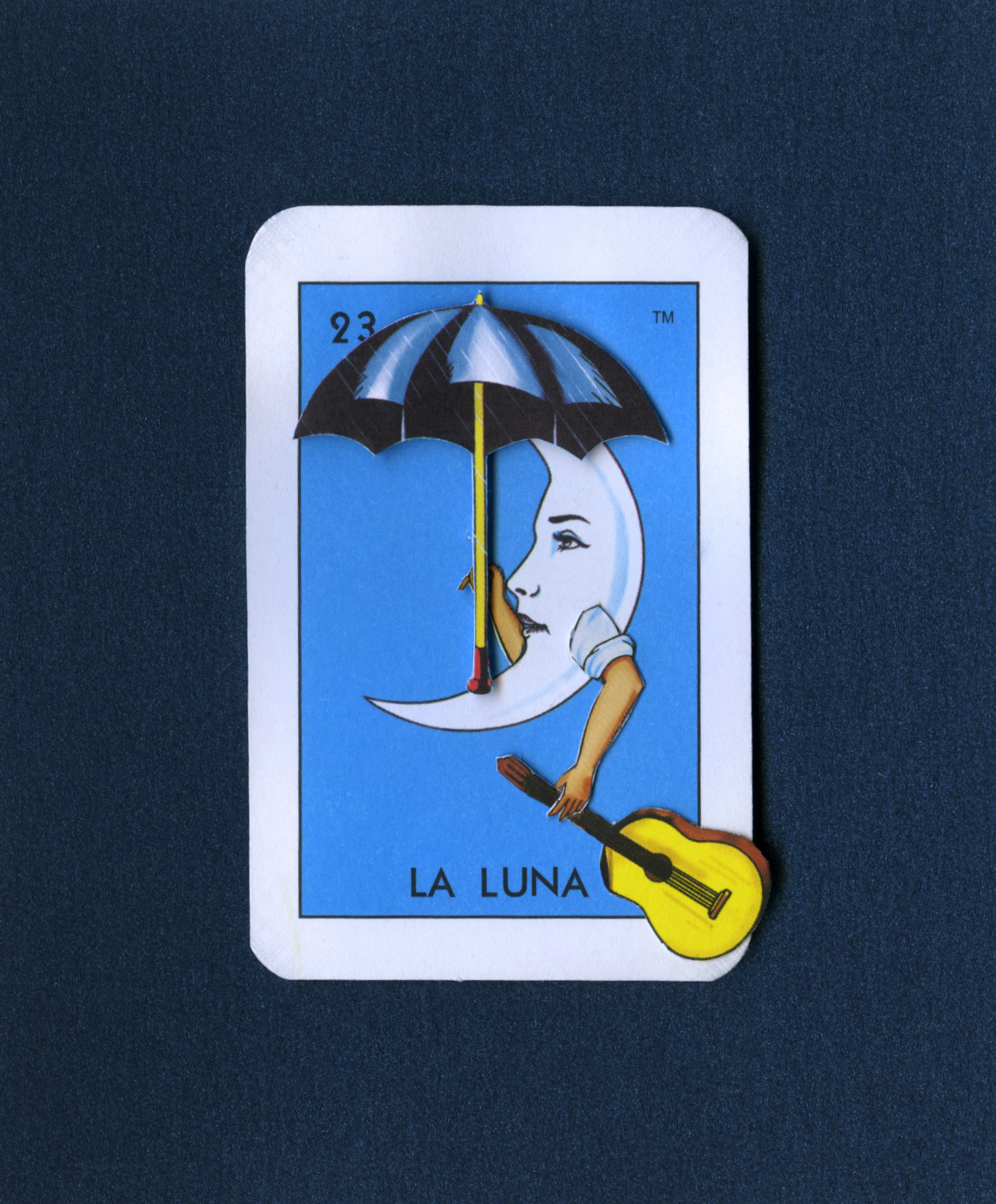 The Moon. The Umbrella. The Musician. The Brave One.  Yo soy ella.