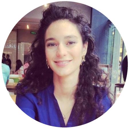 Manuela Zoninsein    Business Development, Palantir Technologies
