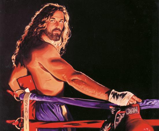 Jesus as white Boxer in Boxing Ring.jpg