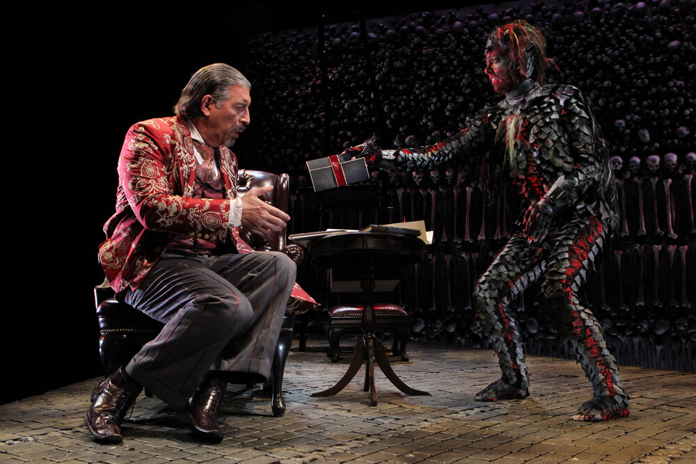 Max McClean in The Screwtape Letters