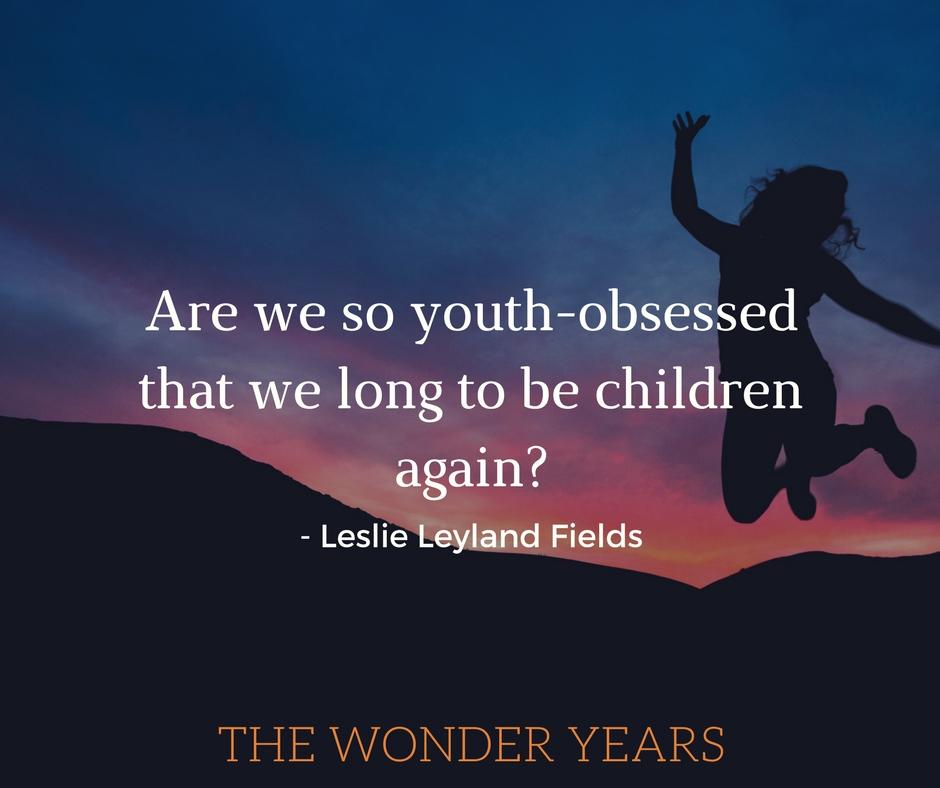 Wonder --long to be children again.jpg