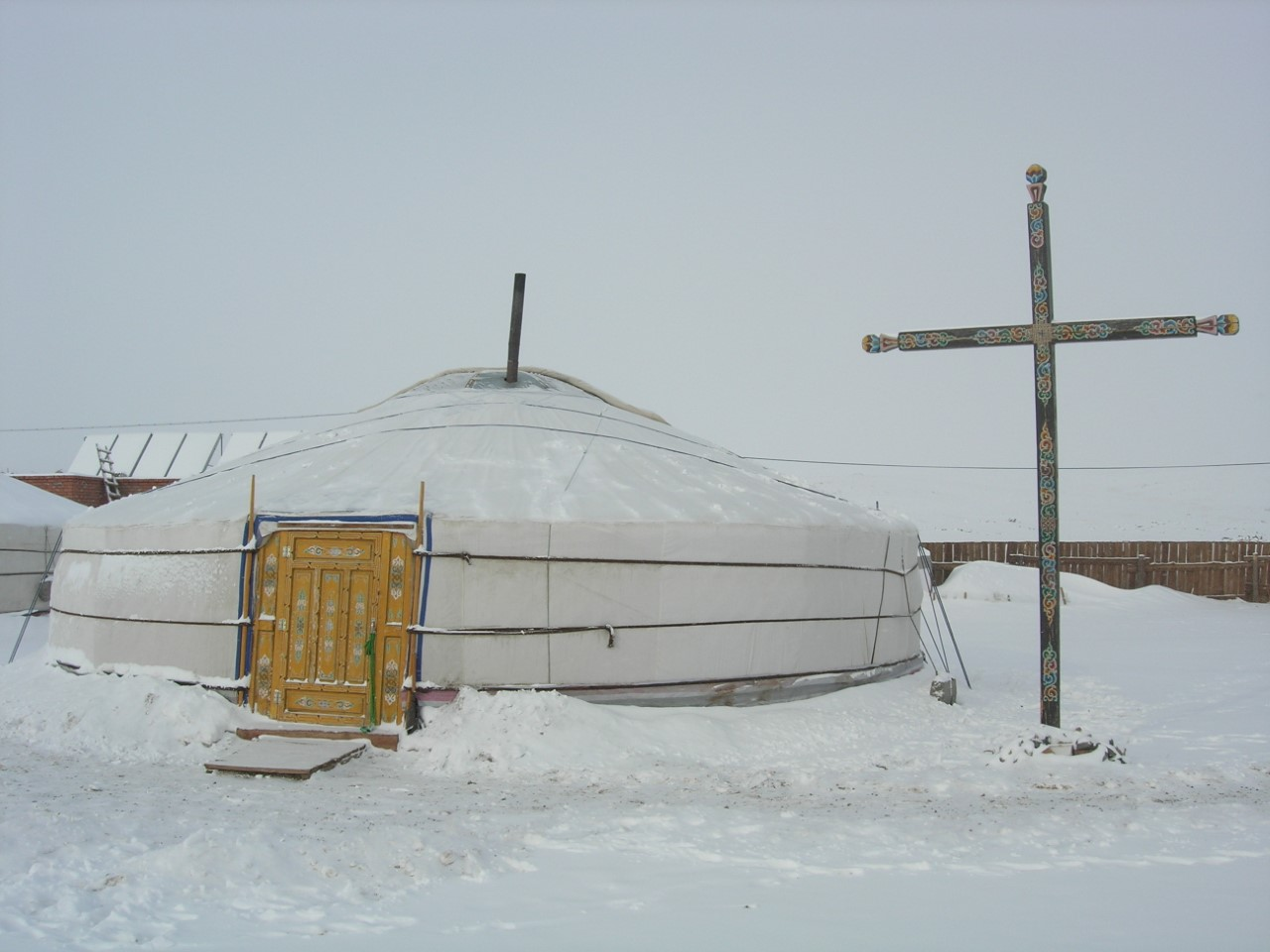 Mongolia---yurt with cross.jpg