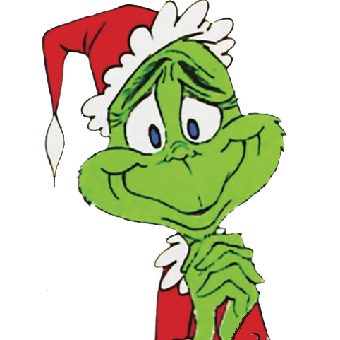 grinch in santa hat.png