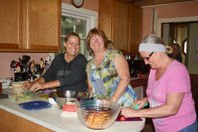 Spirit of Food--elissa, lisa patti in kitchen.jpeg
