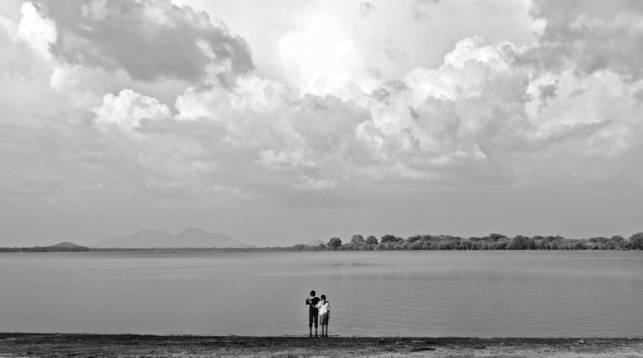 Brothers played and explored while their parents watched and smiled.   How beautiful to see love and affection in its purest form, with no hesitation even in the company of others.     Olympus OM-D E-M1 + 25mm f/1.8