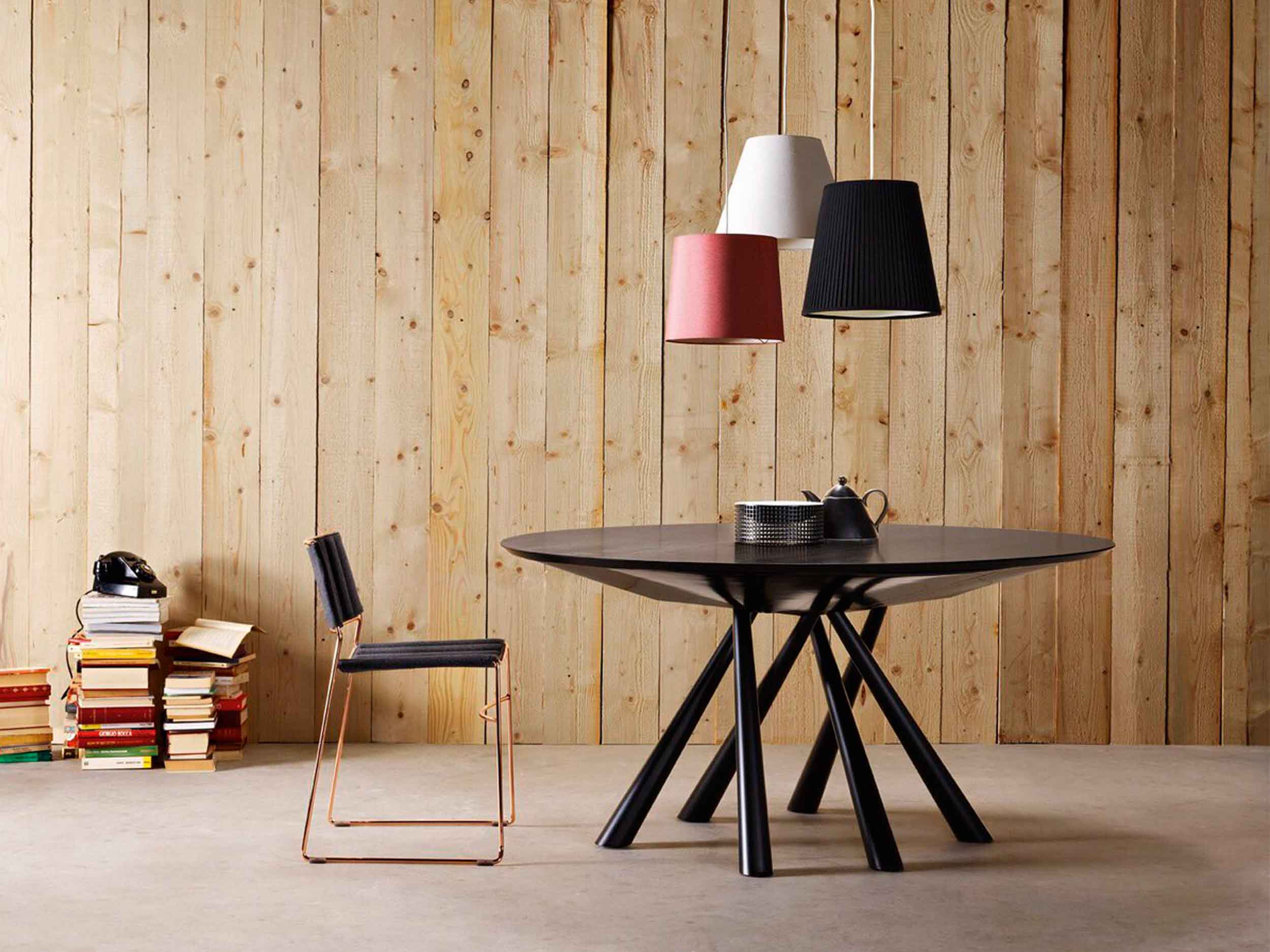 Forest Table & Slim Chair