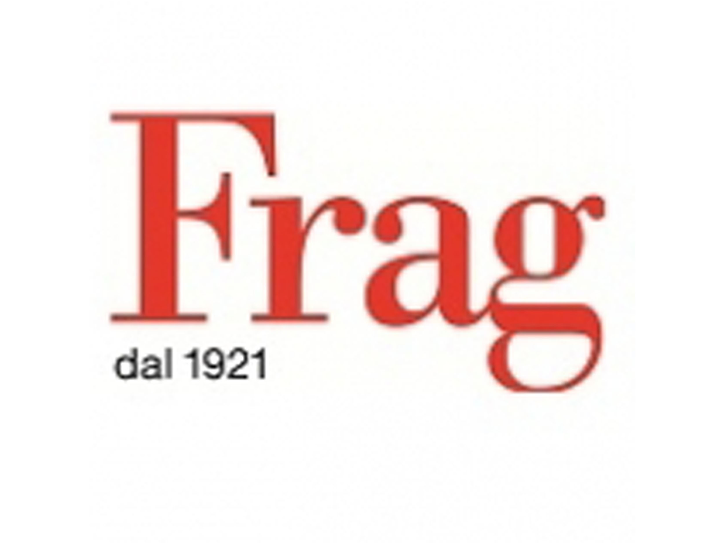Frag - With a long family tradition, the company has been treating leather and saddle leather since 1921 with dedication, mastery and experience. Frag success on the market is due to the up to date shapes, contemporary suggestions and materials in order to be turned later into expressive potentialities.