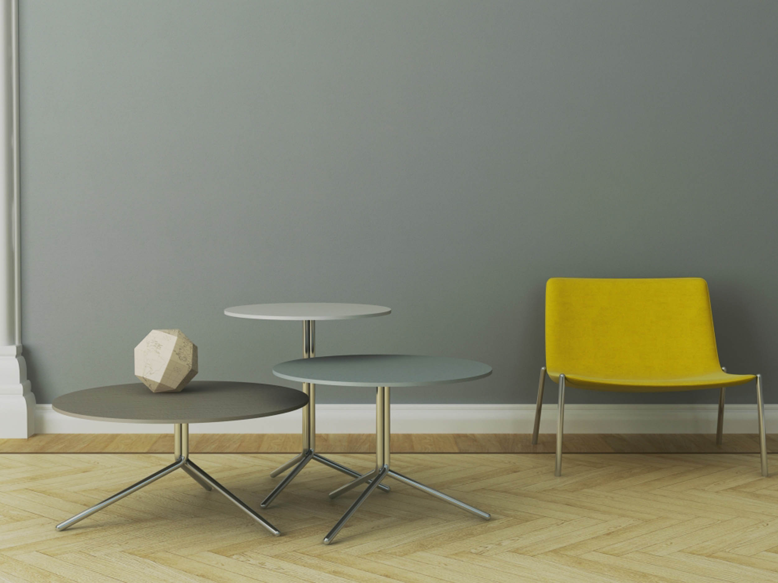 Trampoliere Central Table