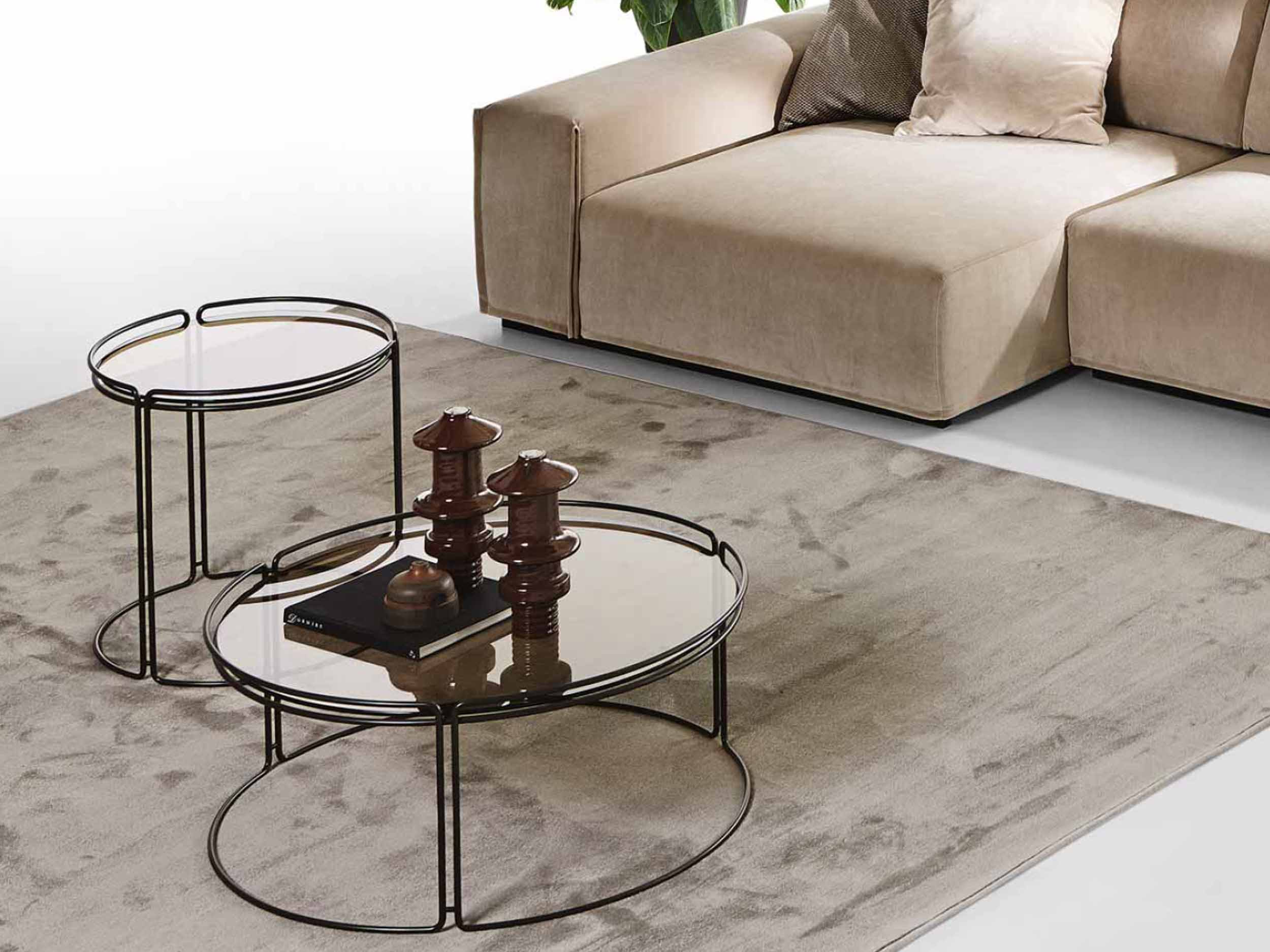 Monolith Central/Side Table
