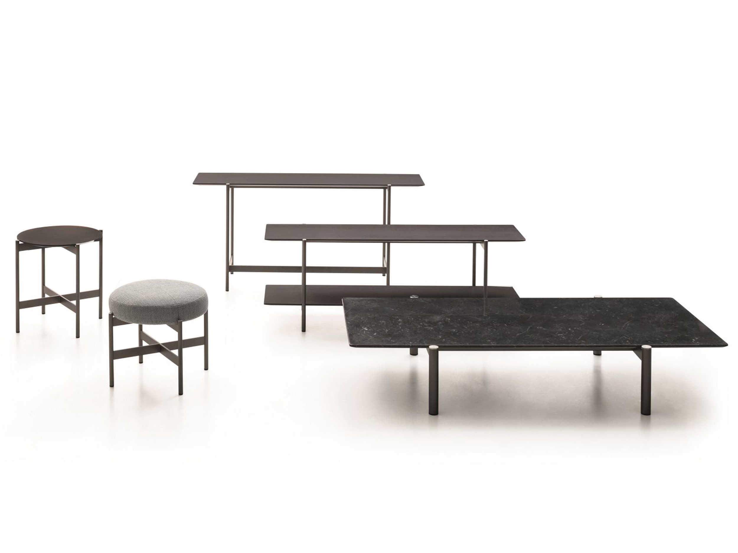 Erys Central & Side Tables
