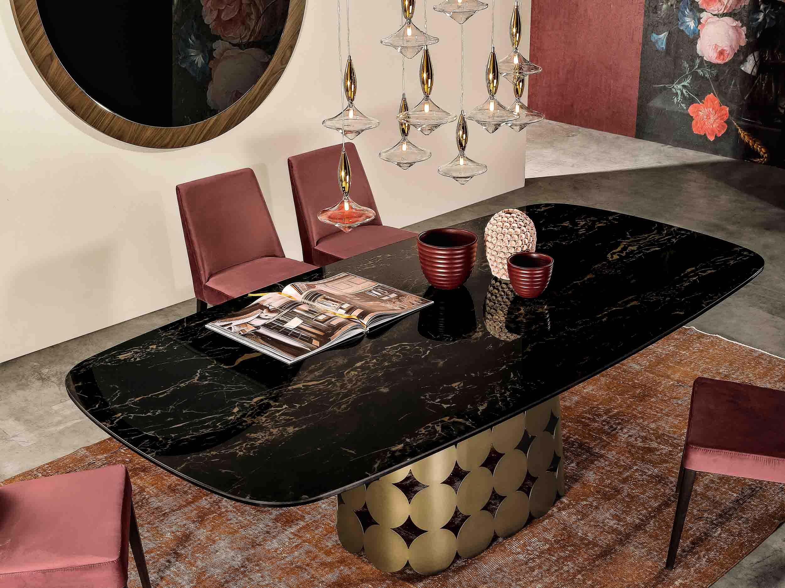 Pois Table + Sam Chair