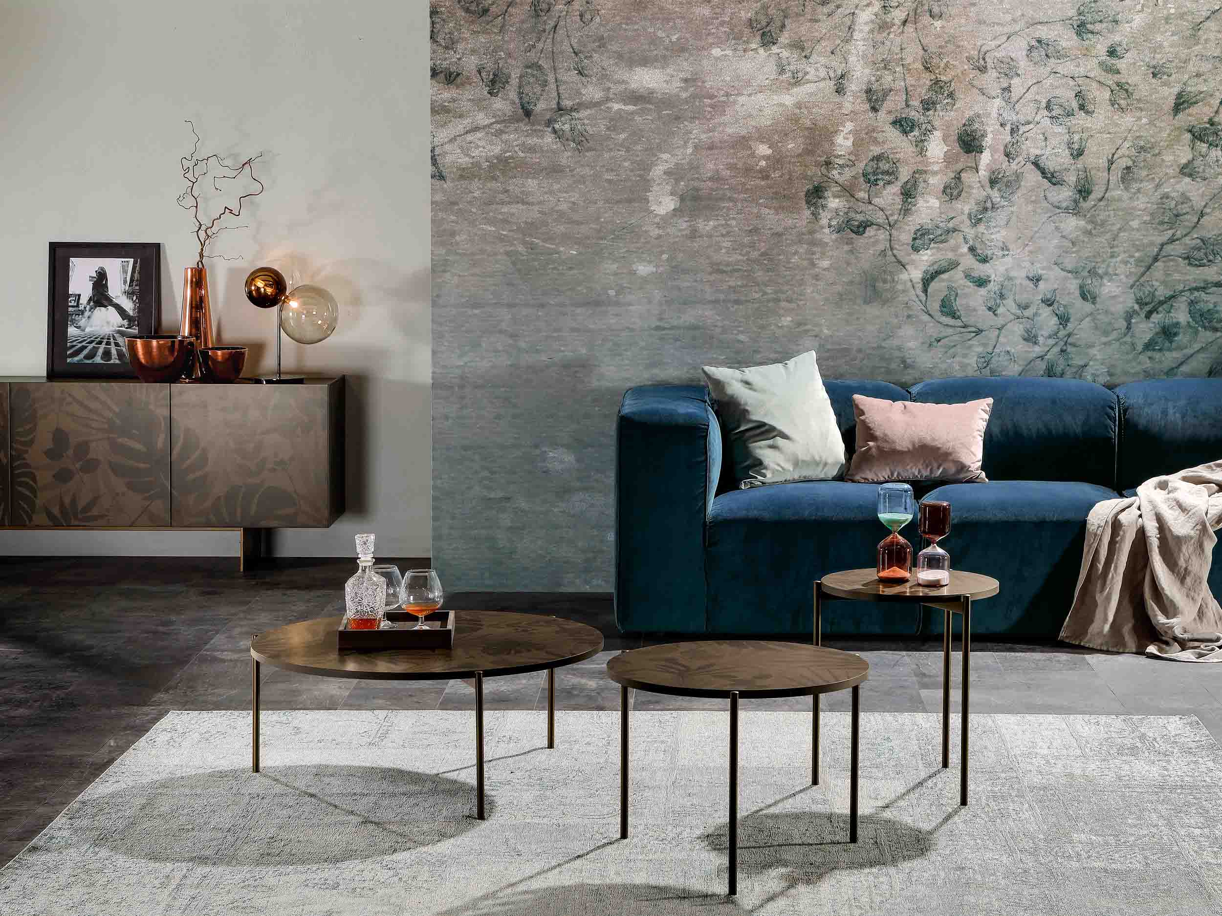 Icon Central & Side Tables