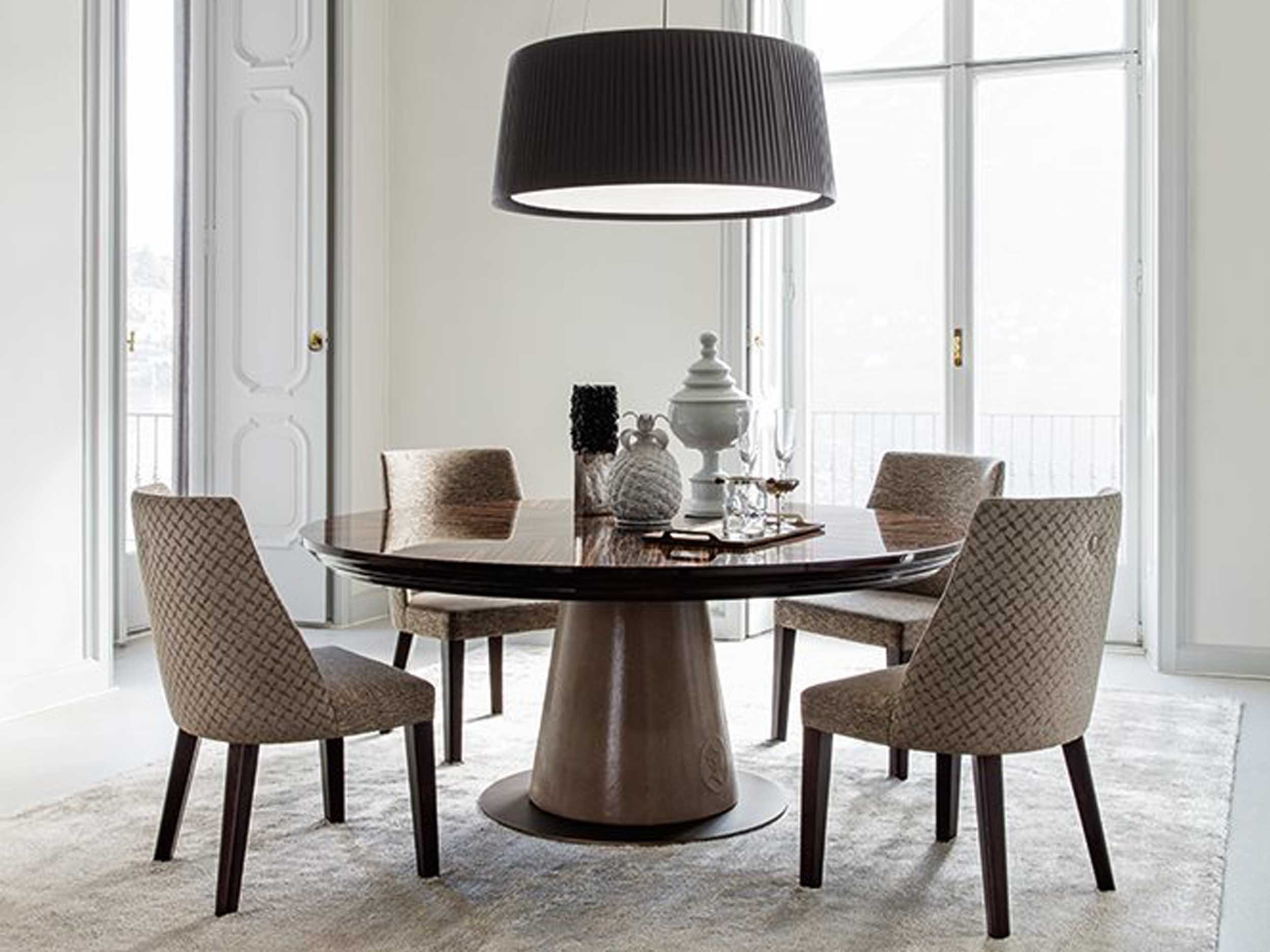Judy Dining Table + Ingrid Chair