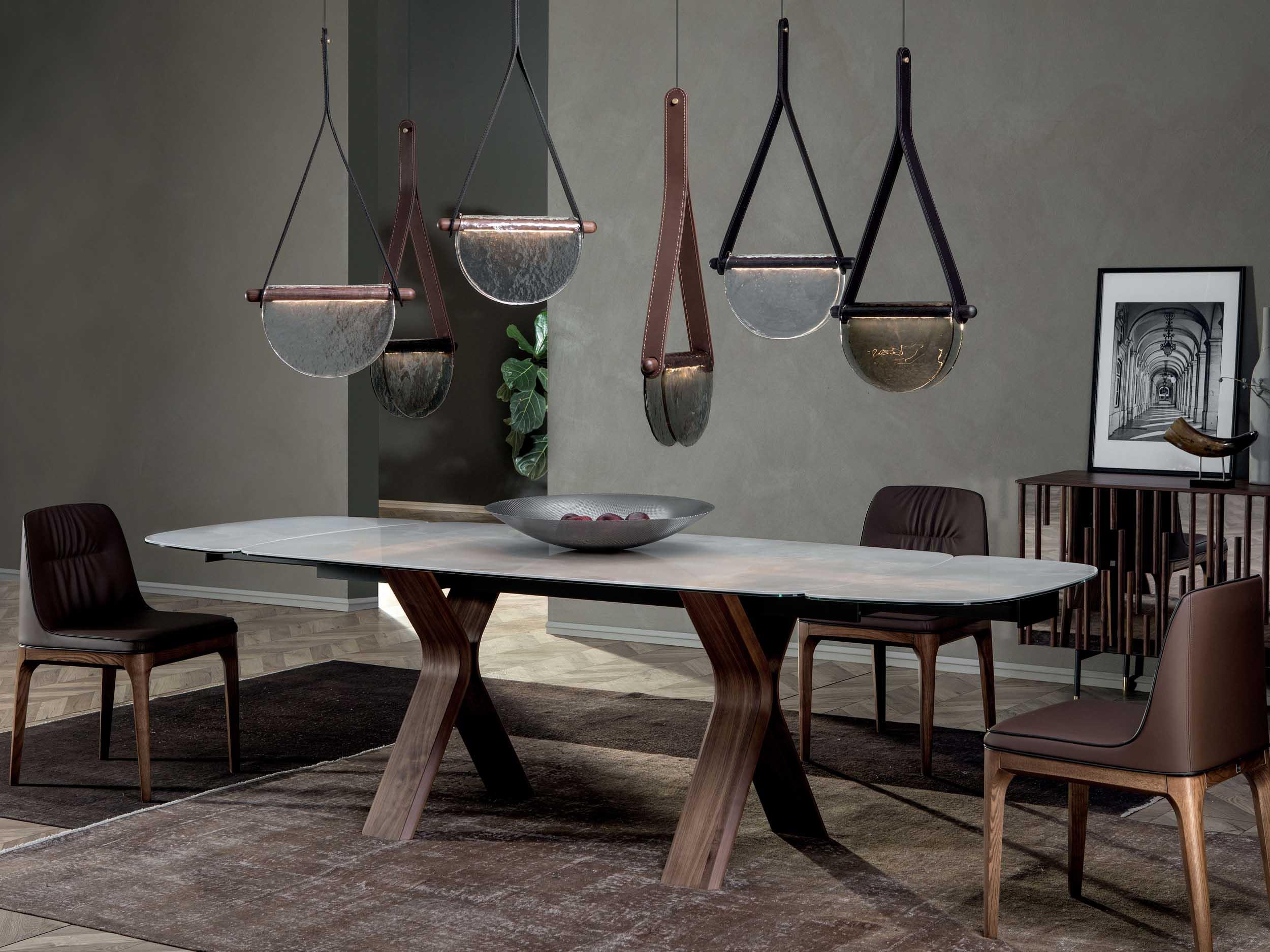 Still Table + Mivida Chairs