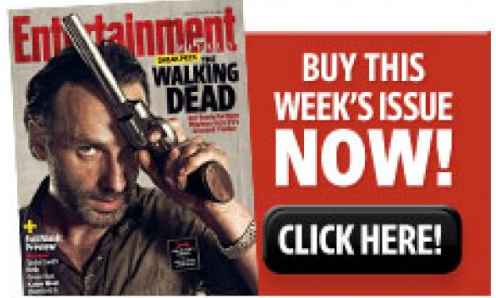 This Week's Cover: An exclusive sneak peek of 'The Walking Dead' - Entertainment Weekly