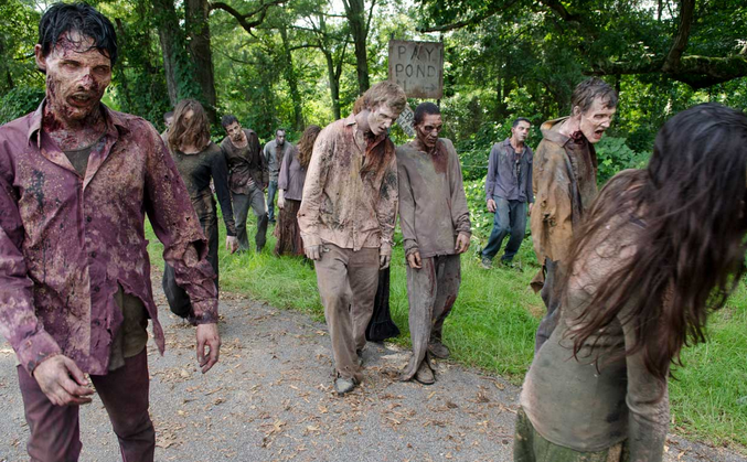 Exclusive: Costume Designer from The Walking Dead