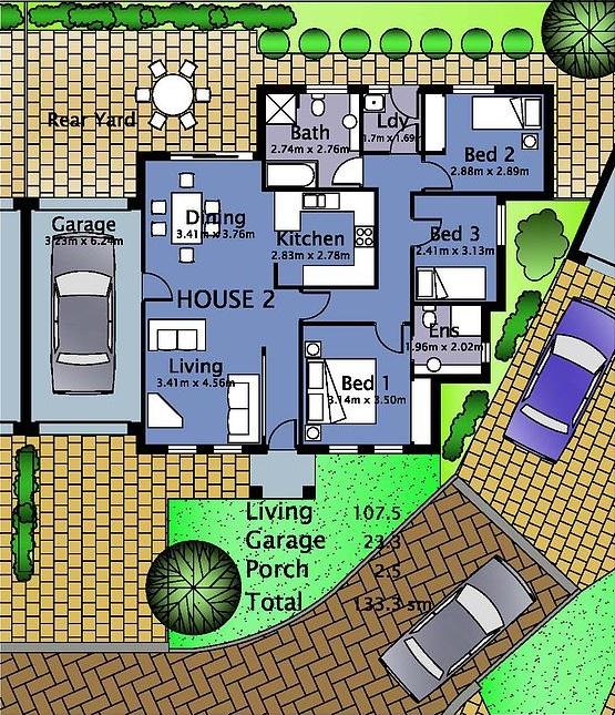 custom house deigns