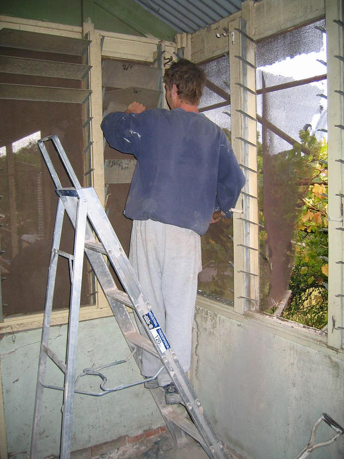 Window Restoration and Repair