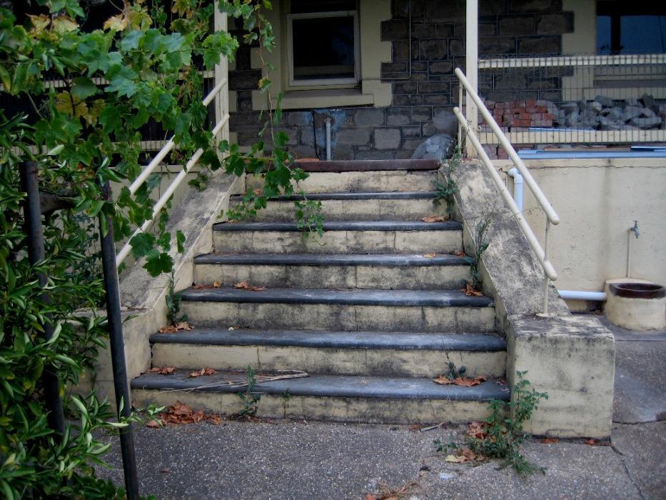 Front Steps Home Design Ideas