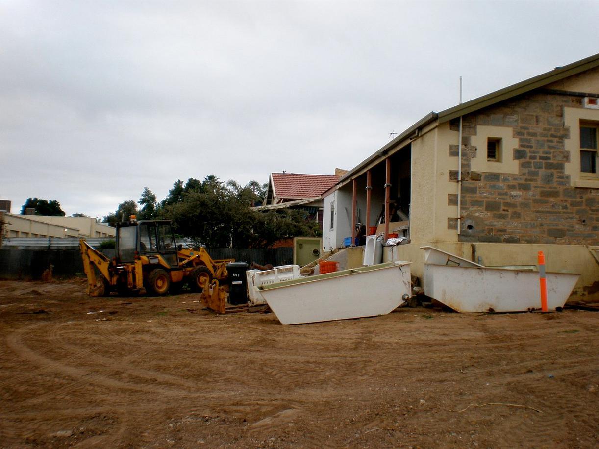 Remodeling Home steps