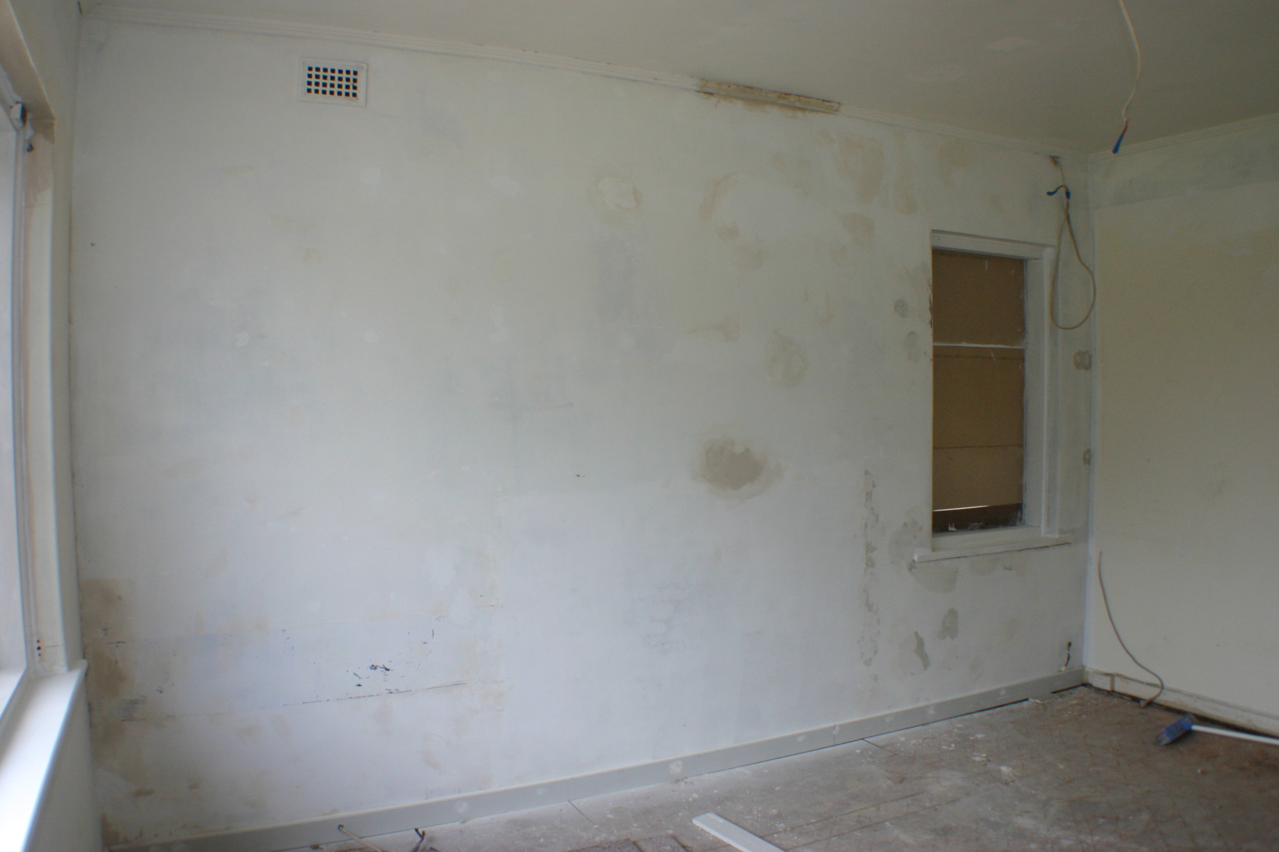 Solid Wall Plastering