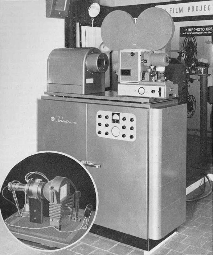 Fig. 1. RCA Kinephoto; Television History, the First Seventy-Five Years; TV History; Web; 15 Feb. 2015