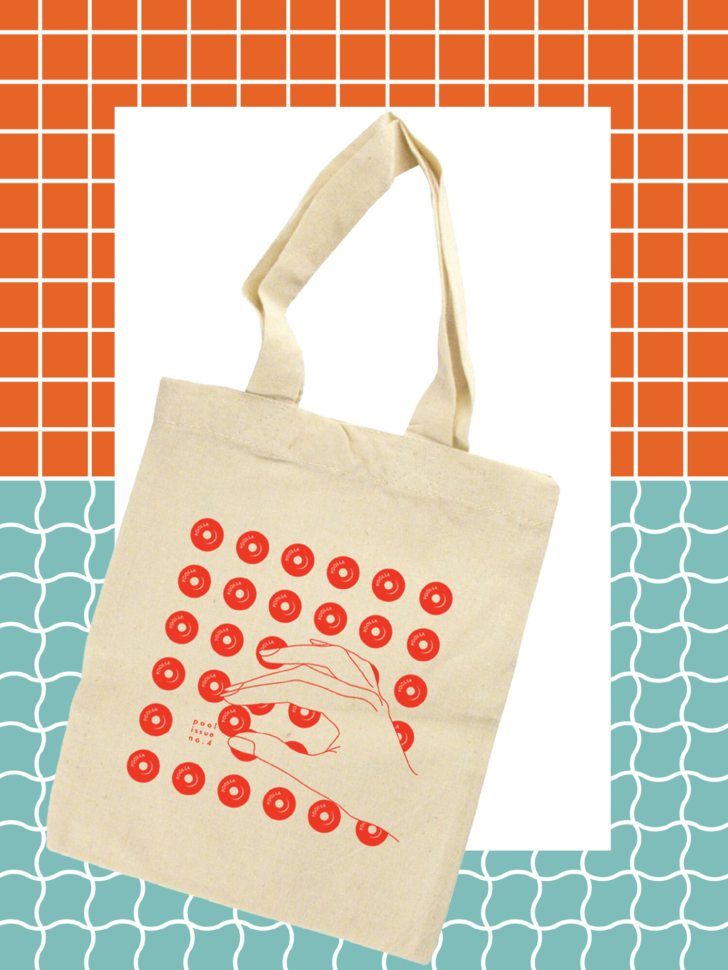 Issue 4 Tote is HERE!