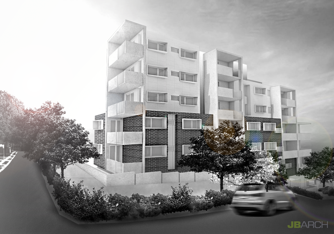 gosford - re-zoned corner block proposal.
