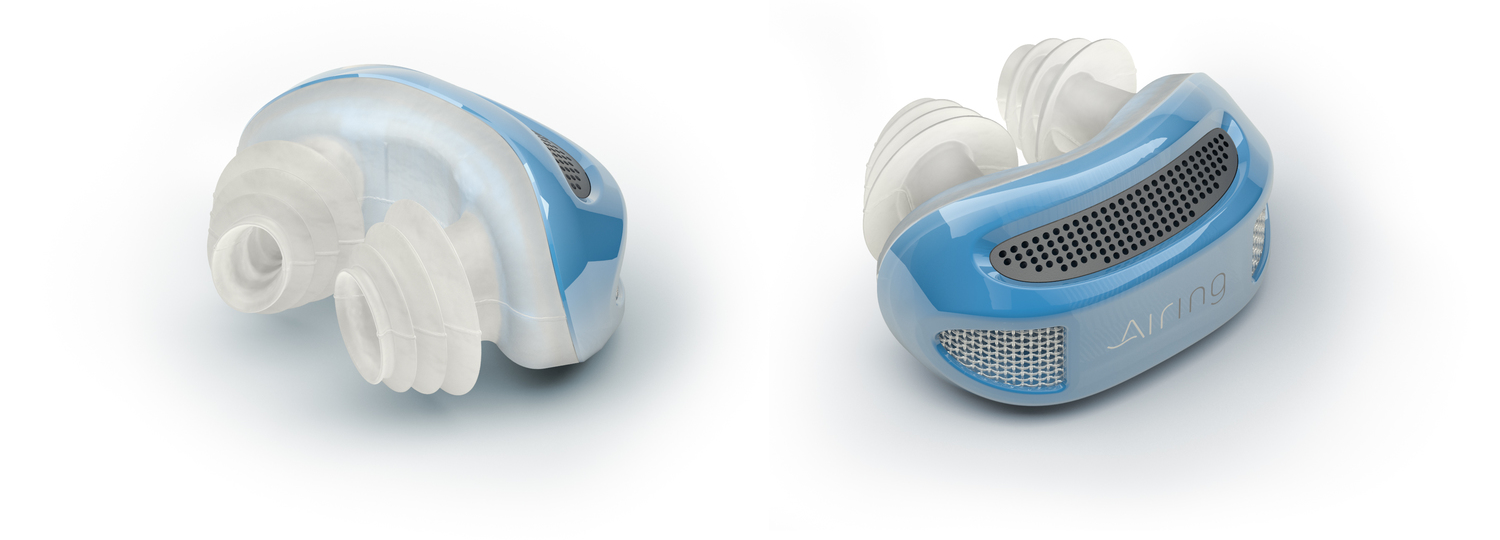 Airing Revolutionary Micro-CPAP Airing