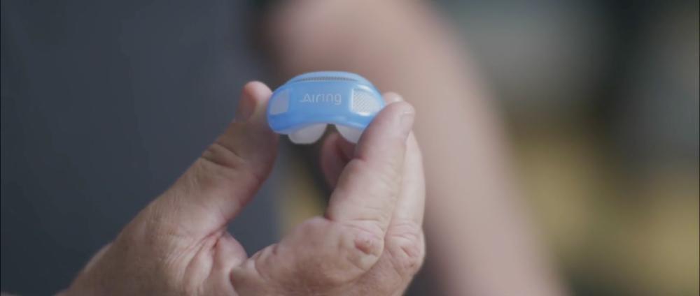 Airing Revolutionary Micro-CPAP Airing