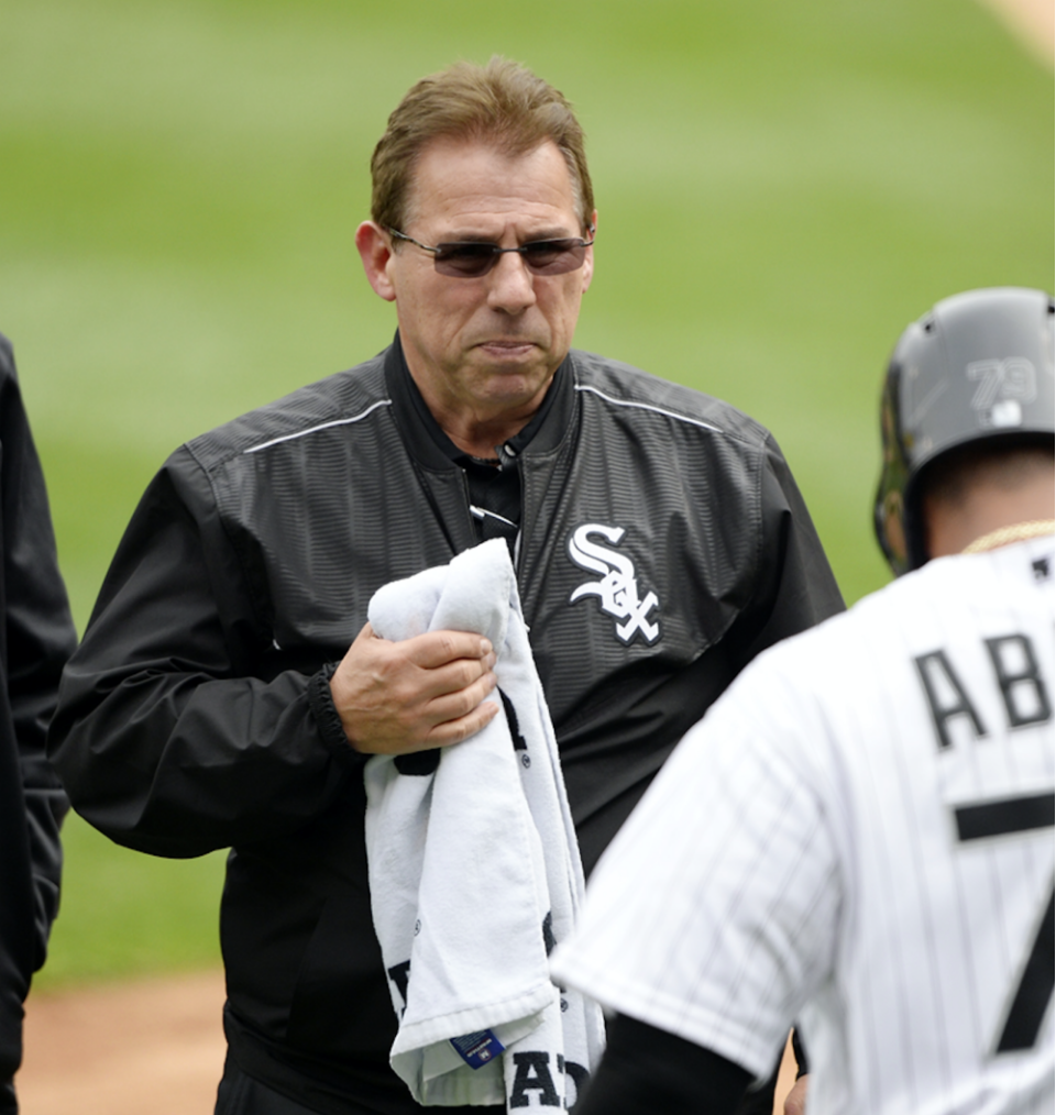Photo provided courtesy of the Chicago White Sox.